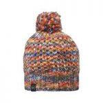 Buff Knitted Hat Margo Orange